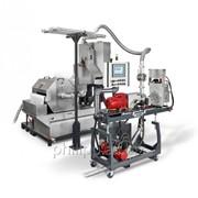 Система подводной грануляции Econ тип Eup с сушкой для термопластичных материалов фото