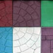 Полимерпесчаная плитка фото