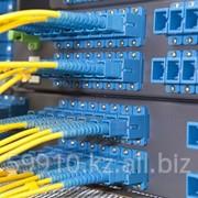 Монтаж телефонных сетей в Алматы. фото