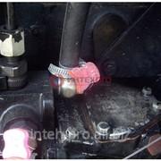 Контроль топлива с помощью механических счетчиков VZO8