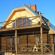 Строительство рубленных домов из бруса