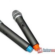 Микрофон Sound Wave SW-22, 300 Ohm, 40-15000Hz, 40B, wireles, в комплекте 2 штуки