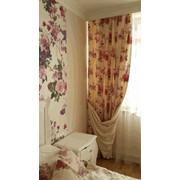 Индивидуальный пошив штор, гардин, ламбрекенов, тюлей фото