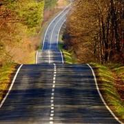 Разметка дорог по условиям заказчика фото