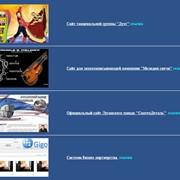 Проектирование и разработка программного обеспечения. Разработка дизайна сайта, Луганск фото