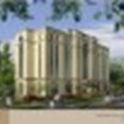 """Строительство бизнес-центра класса """"А"""" фото"""