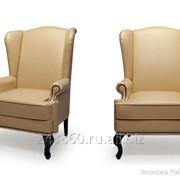 Английское кресло с ушами Falcone фото