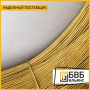 Проволока латунная ЛС59-1 3 мм фото