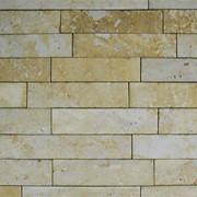 Плита 6-ти сторонняя В150, Н20, L до 400 мм, Цвет — Серый + желтые пятна фото