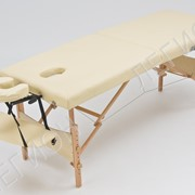 Массажный стол деревянный фото