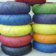Цветная резина фото