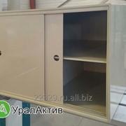 Шкафы металлические фото
