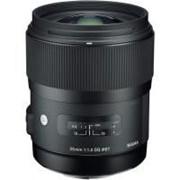 Объектив Sigma AF 35/1,4 DG HSM Nikon (340955) фото