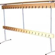 Вешалка двусторонняя, на 36 крючков ВД-1 фото