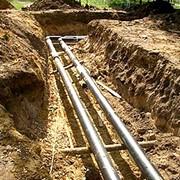 Устройство сетей водоснабжения, канализации, теплоснабжения фото