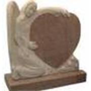 Памятники и украшения надгробные из камня фото