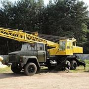 Аренда и услуги автокрана КС-4561 (КрАЗ-250) фото