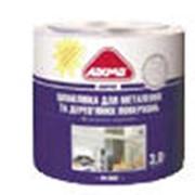 Шпаклевка для металлических и деревянных поверхностей ПФ-0052 фото