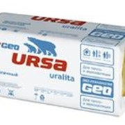 Плиты повышенной вибростойкости URSA GEO П-45 фото