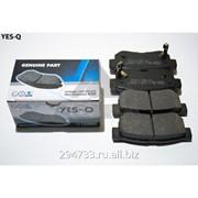 Колодка дискового тормоза задняя Yes-Q Ceremic, кросс_номер 5830238A10 фото