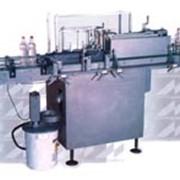 Этикетировочная машина линейного типа на бумажную этикетку ЛПМ6 фото