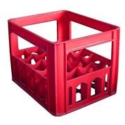Ящик пластиковый для транспортировки ликеро- водочной продукции