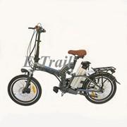 Мощный складной велосипед с электромотором Motus 2P 500 - 48 фото