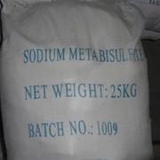 Натрий метабисульфит (сернистокислый пиро) пищевой фото
