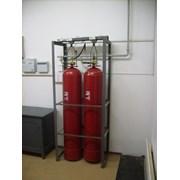 Модуль газового пожаротушения МГП-16-80В  фото