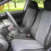 Автомобильные чехлы для сидений Хонда Цивик ( Honda Civic) 4D фото