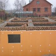 Фундамент для цокольного жилого подвала этажа фото