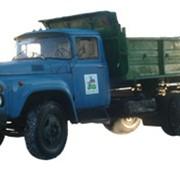 Вывоз крупногабаритных отходов грузовым автотранспортом фото