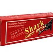 Крем для увеличения полового члена SHARKSUPER POWER CREAM, 50 гр. фото