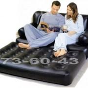 Многофункциональный надувной диван трансформер BESTWAY 75038 фото