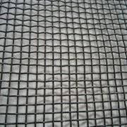 Сетка тканая оцинкованная 1.6x1.6x0.32 ГОСТ 3826-82, сталь 3сп5, 10, 20 фото