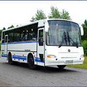Автобус среднего класса для междугородних и пригородных перевозок КАВЗ-4235 фото