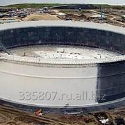 Резервуар вертикальный РВС–50 000 м3 фото
