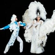 """Танцевальный номер """"Акку"""", шоу балет фото"""