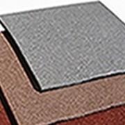 Квадратная однотонная плитка PlayMix без рисунка для спортивного зала фото