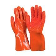Перчатки ПВХ для рыбообработчика Спрут фото