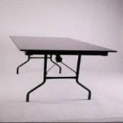 Прямоугольные столы с вставками, столешницы ламинат фото