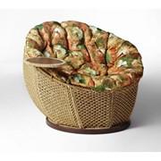 Кресло полиамидное Омега -столик фото