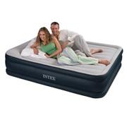 Надувная кровать Rising Comfort, 157х203х48 см фото