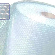 Плёнка воздушно пузырчатая 2-слойная, 1,2*50 фото