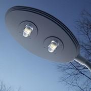 Светодиодный уличный фонарь фото