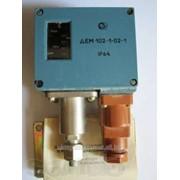 Датчики-реле давления ДЕМ 102-1-02-1, ДЕМ102-1-02-2 фото