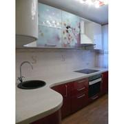 Кухни с Панорамными фасадами фото