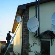 Монтаж и обслуживание антенного оборудования фото