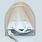 Пластиковый корпус для производства светильника-аналога ЛПО Лединтеро фото