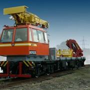 Мотовоз погрузочно-транспортный грузовой МПТ-Г фото